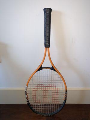 Wilson titanium 3 tennis racket for Sale in Tacoma, WA