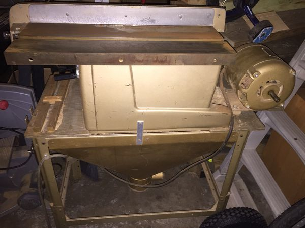 Craftsman Shop style table saw
