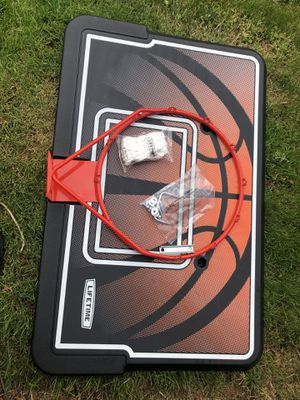Brand new Garage top life time basketball hoop. for Sale in Portland, OR