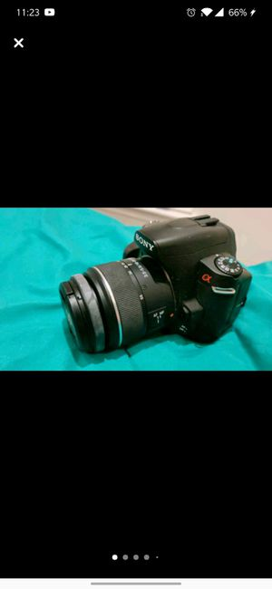 Brand New Sony DSLR A-230 for Sale in Corpus Christi, TX