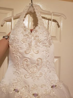 Quinceanera/wedding dress for Sale in Fresno, TX
