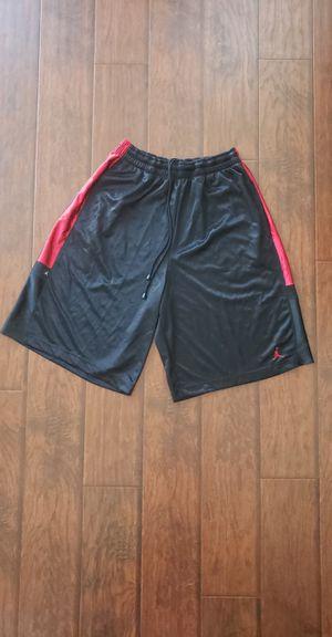 Jordan Shorts XXL Black Red for Sale in Los Angeles, CA