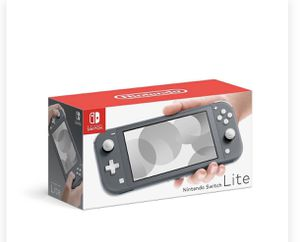 Nintendo Switch Lite-Gray for Sale in FL, US