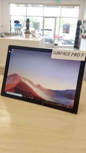 Microsoft Surface Pro 7 lastest Model for Sale in Renton, WA
