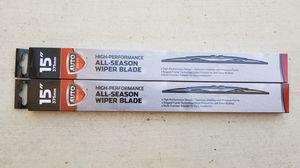 Jeep Wrangler JK/JKU Windshield Wiper Blades for Sale in Santee, CA