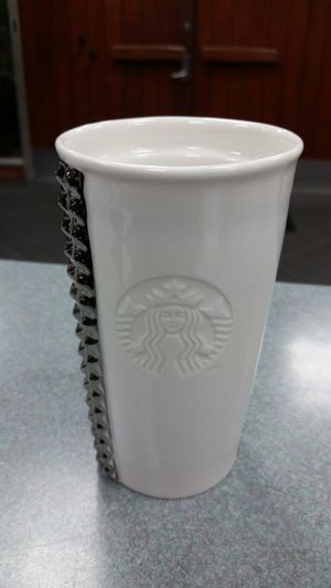 Starbucks 2014 Studded 10 fl oz Mug Cup Tumbler NO LID! for Sale in San Fernando, CA