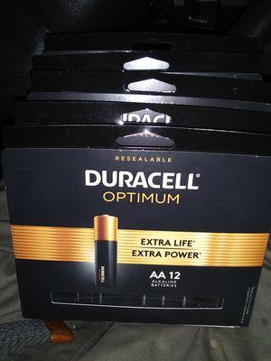 DURACELL Optimum (50% OFF!!!) for Sale in Escondido, CA