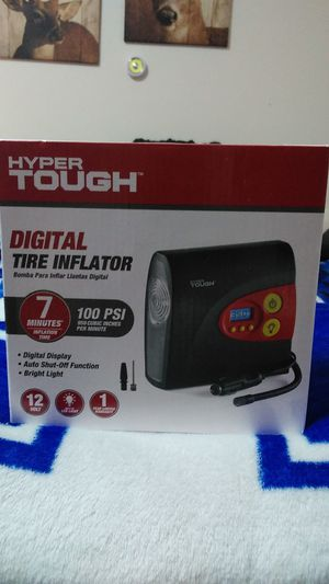 Hyper Tough Digital Tire Inflator for Sale in Shepherdsville, KY
