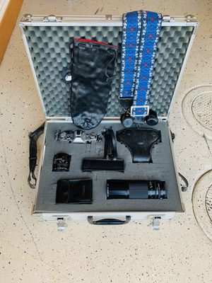 Canon AE-1 Camera Bundle for Sale in San Diego, CA