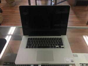 Macbook Pro 8,2 (2011) for Sale in Seattle, WA