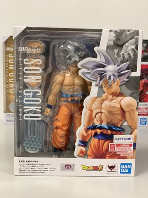 GOKU SH FIGUARTS UI MASTERED **NEW/SEALED*** for Sale in Lynwood, CA