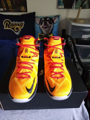 LeBron 12 witness for Sale in West Covina, CA