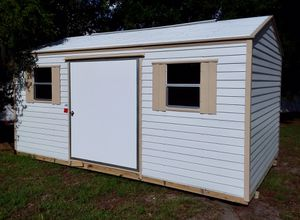 New 10x16 Storage Shed for Sale in Wauchula, FL
