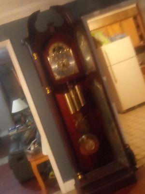 Howard miller grandfather clock model 610-814 for Sale in Aberdeen, MS