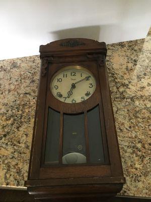 Set of three antique clocks for Sale in Methuen, MA