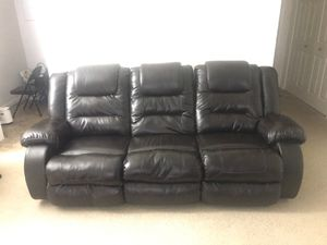 Ashely Recliner Sofa Manual for Sale in Schaumburg, IL