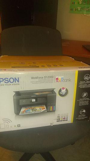 Brand-new never opened Epson printer copier and scanner for Sale in Atlanta, GA