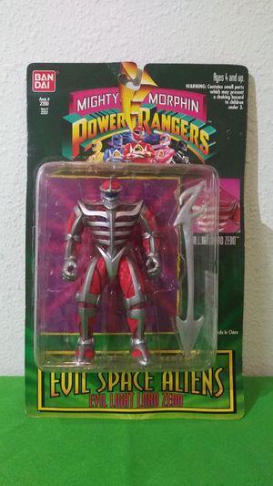 Vintage Power Rangers - Lord Zedd for Sale in Hemet, CA