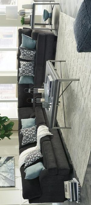 ❣HIGH QUALITY❣Charenton Charcoal Sectional for Sale in Jessup, MD