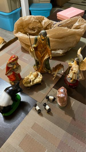 Baby Jesus set for Sale in Houston, TX