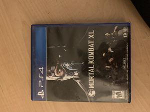 Mortal Combat XL for Sale in Tucson, AZ