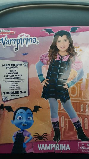 Halloween costumes for girls only $15 each I could drop of if near by for Sale in Chicago, IL