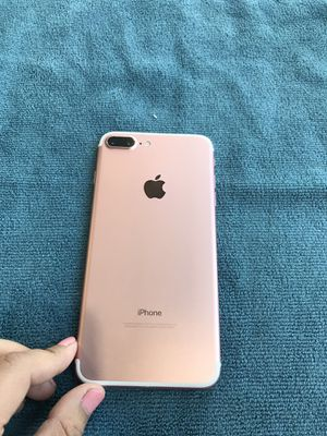 IPhone 7 plus 32gb unlocked each for Sale in Malden, MA
