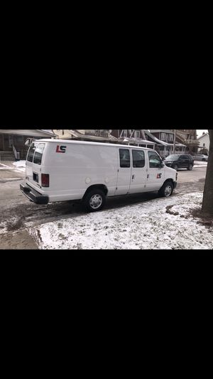 2012 Ford E350 cargo van for Sale in Garden City, MI