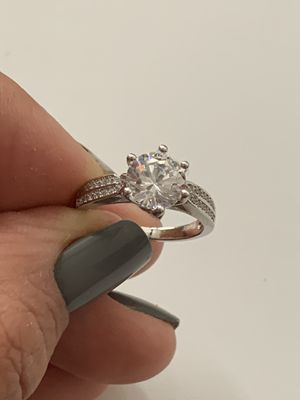 Sterling silver ring size 7 for Sale in Whittier, CA
