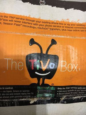 The TiVo box for Sale in Germantown, MD