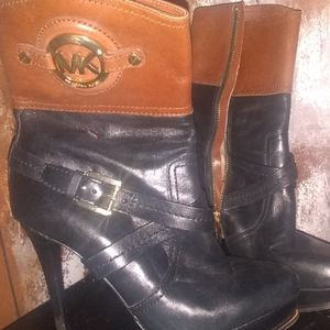 Michael Kors High Heel Boots for Sale in Chesnee, SC