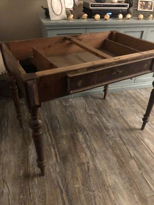 Antique Desk- Project Piece for Sale in Whittier, CA