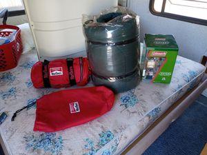 Marlboro sleeping bag like new for Sale in Hemet, CA