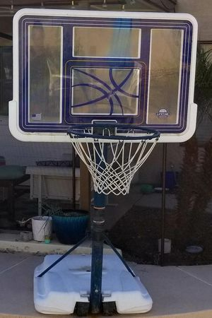 "Lifetime Fusion 44"" Poolside Basketball Hoop for Sale in Glendale, AZ"