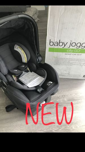 NEW IN BOX Baby Jogger City Go Car Seat for Sale in Rodeo, CA