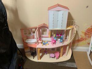 Mattel Barbie 3 Story Dream house for Sale in Woodbine, MD