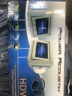 Headrest DVD for Sale in Clinton,  MD