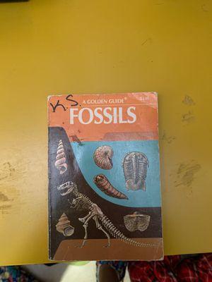 Fossils book for Sale in Miami, FL