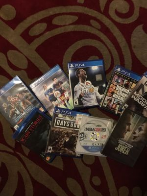 Movies/Games for Sale !! for Sale in Kannapolis, NC