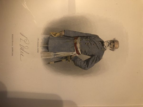 Robert E Lee Picture