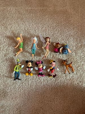 Small toys Disney for Sale in Fort Belvoir, VA