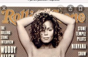 Iconic Janet Jackson Poster for Sale in Atlanta, GA