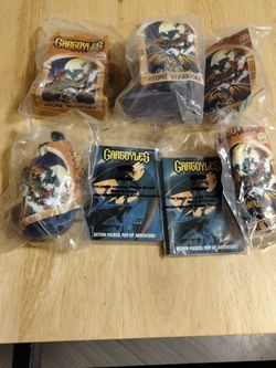 Burger King Gargoyle Happy Meal Toys for Sale in San Jose,  CA