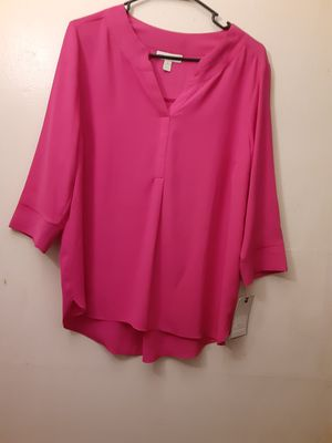 hot pink top for Sale in Corona, CA