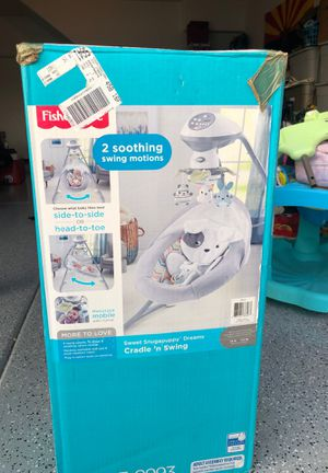 Fisher Price Cradle 'n Swing for Sale in Goodyear, AZ