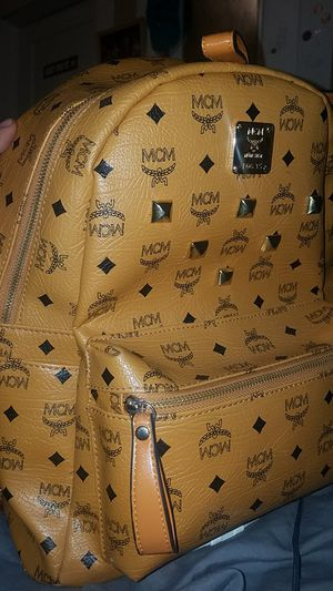 Authenthic Mcm backpack for Sale in Fort Worth, TX