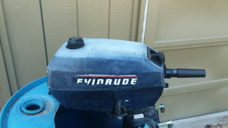 Evinrude 3 HP Longshaft Outboard for Sale in La Pine,  OR