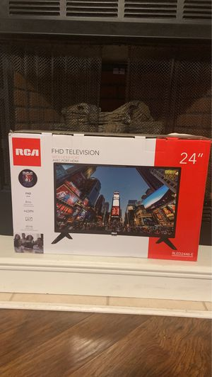 "RCA FHD TELEVISION 24"" for Sale in Morgantown, WV"