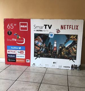 "RCA 65"" 4K Smart TV for Sale in Inglewood, CA"
