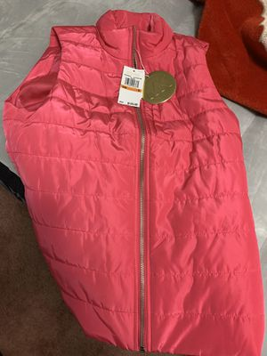 Michael kors women's vest for Sale in Tacoma, WA